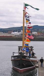 Small Ship David B