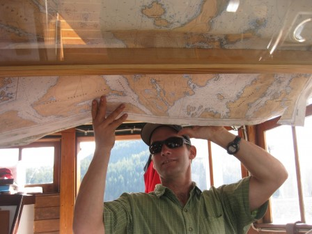 Captain Jeffrey Smith | M/V David B | Learn to Cruise | Inside Passage