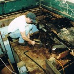 Rust and Rot - Rebuilding a wooden boat