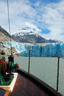 David B Cruise to Dawes Glacier