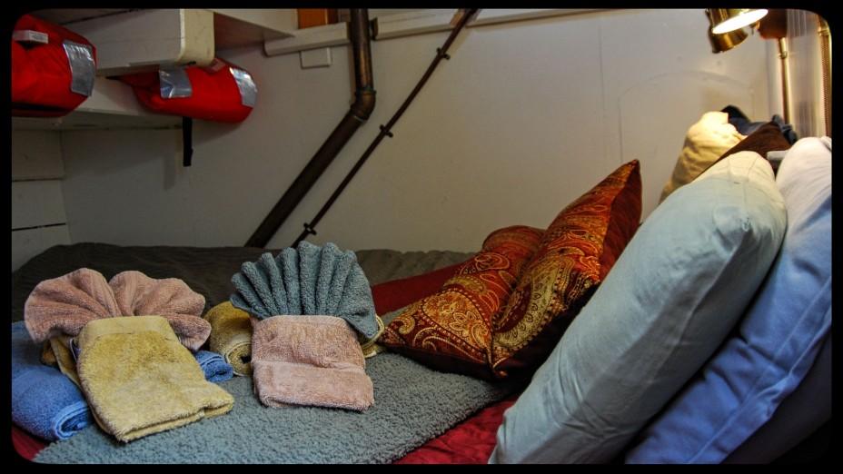 David B's stateroom | Small ship cruise