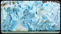 Dawes Glacier Calving Alaska Cruise