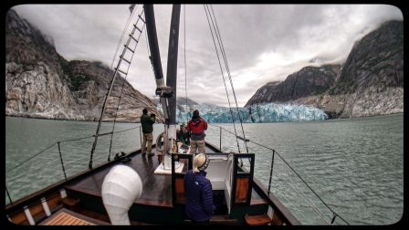 Small Ship Alaska Cruise and Dawes Glacier