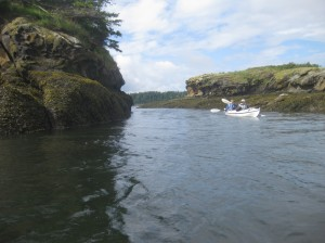 Small Ship Adventure Cruise on the David B - San Juan Islands