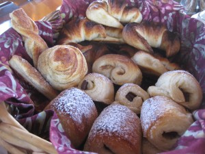 Handmade Fresh Croissants and Pain au Chocolat