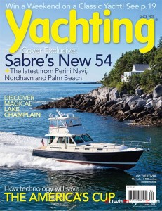 Yachting Magazine | Blog | Christine Smith | David B Charters