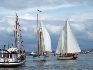 Bellingham Bay Rendezvous | Charter Boats | David B