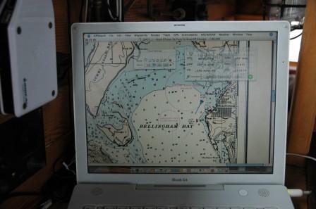 Laptop Chart Plotter