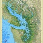 Salish Sea Map
