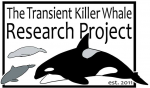 Transient Killer Whale Research Project Logo