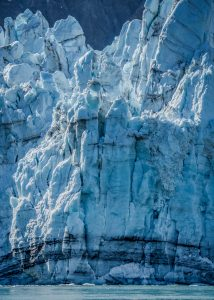 Margerie Glacier in Glacier Bay Alaska