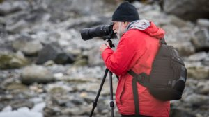 Photography Workshop in Glacier Bay