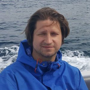 Ecology of Southeast Alaska Cruise naturalist Josh McInnis