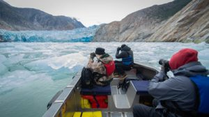 Photography Workshop in Tracy Arm Alaska
