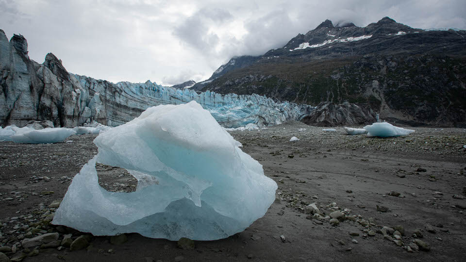 Explore a Glacier in Alaska's Glacier Bay National Park